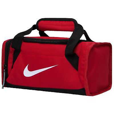 Nike Insulated Kid's Duffle Lunch Bag Red Just Like Mom Or  Dad's Gym Bag!!!!