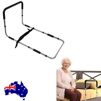 Bed Assist Handle Bar Safety Hand Rail For Seniors Disability Grab Support AU