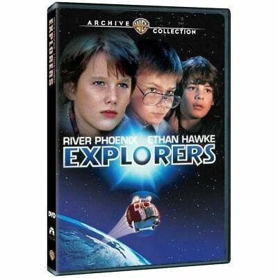 Explorers - DVD - 1985 - Ethan Hawke, River Phoenix - directed by Joe Dante  MOD