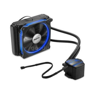 Segotep Liquid Freezer Water Liquid Cooling System CPU Cooler 120mm Fan N9P6