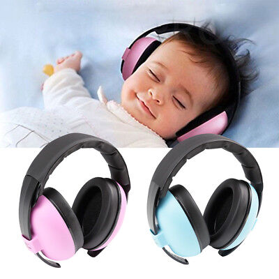 Kids Childs Ear Defenders Earmuffs Protection 0-24 Months+ Boys Girls Baby Care