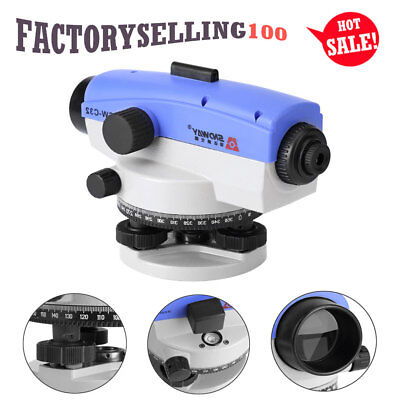 360° Rotary 32X Magnification Optical Level Self-levelling Tool with Case SW-C32