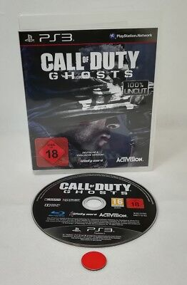 Call of Duty: Ghosts | Playstation 3 | PS3 | gebraucht in OVP Anleitung