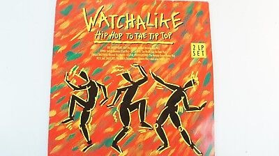 Watchalike Hip Hop to the Tip Top 2LP Set wea 2292-41853-1 LP72