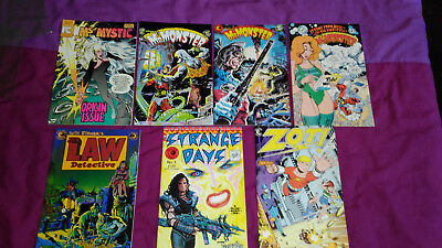 Eclipse Comics Bronze Age Grab Bag, Neal Adams, Will Eisner, Alan Moore + More!