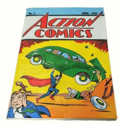 Loot Crate exclusive Action Comics Superman #1 comic brand new sealed reprint