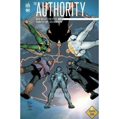 The Authority Tome 2 - Dc Essentiels - Urban Comics - Dc Essentiels