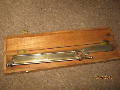 Antique/Vintage Medical Instrument -Skin Grafting Knife Razor- Down Bros.London