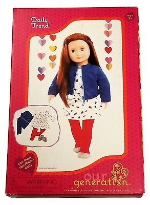 Our Generation Daily Trend Set for 18 Inch Dolls
