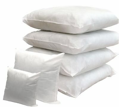 """17"""" x 17"""" Cushion Inner Pad Hollow Fibre Scatters - Pack Of 4"""