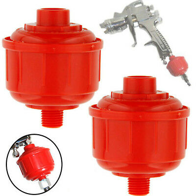 Disposable Air Filter-Water Trap HVLP Paint Spray Gun Tools Accessory Newest