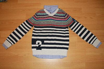 Pull tricot CATIMINI - Taille 8 ans