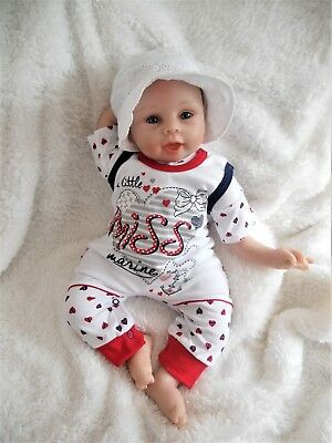 Baby Girls *Outfit Set Dungarees & Top 100% Cotton *Newborn/ 3-6/ 6-9 Months