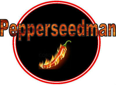 #1 Medium Hot Pepper Seed Collection-Ancho,Anaheim,Guajillo,Jalapeno,18 more