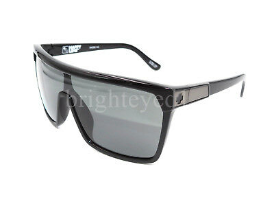 Authentic SPY Flynn Black / Matte Black Sunglasses 670323769863 *NEW*