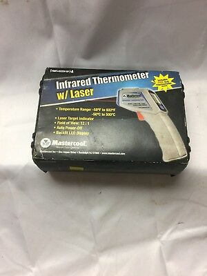 Master Cool 52224-A infrared Thermometer With Laser