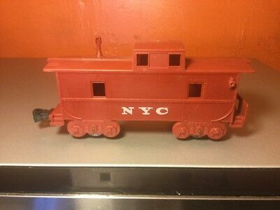 Marx New York Central NYC Caboose