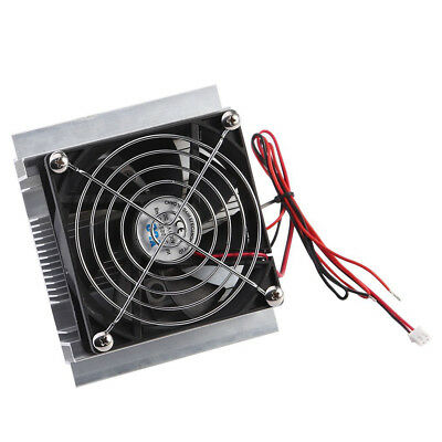 12V SEMICONDUCTOR REFRIGERATION Thermoelectric Peltier Water Cooling Cooler  GS2Q