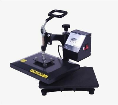 23 * 30Cm Manual Shaking Head Heat Press Machine For Drilling Clothes ii