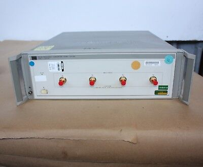 Agilent Hewlett Packard HP 8511A Frequency Converter 45 MHz - 26.5 GHz