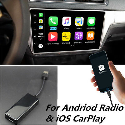 USB APP Link Receiver for iPhone iOS Carplay / Android Radio Stereo MP5 Player
