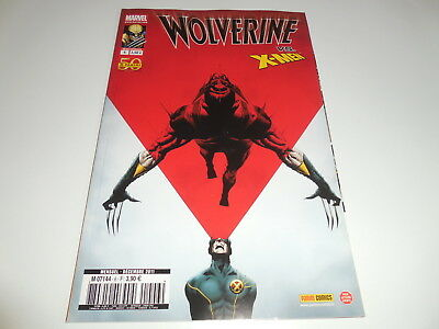 Wolverine 6 2Eme Serie/ Be/ Cible Mystique: Repos Final