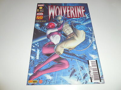 Wolverine 205 1Ere Serie/ Sept Contre Un/ Be