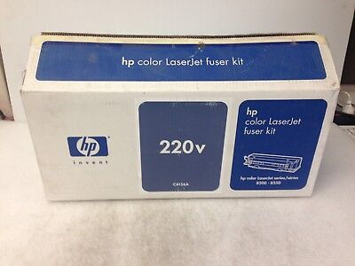 Genuine HP Color LaserJet fuser kit 220v C4156A