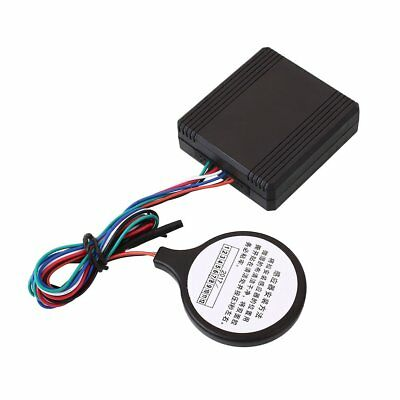 Car Button/RFID Burglar Lock Keyless Entry Immobilizer Anti-Theft Engine Alarm
