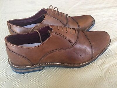 Men's Bond Street Oxford Shoes Leather in Tip Top Condition. 9/43