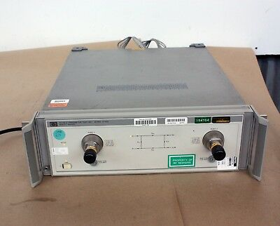 Agilent HP Hewlett Packard 8514B S-PARAMETER TEST SET 45 MHz - 20 GHz OPT 001
