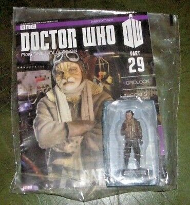 BBC Doctor Who Figurine Collection Part 29 Catkind Sealed MIP
