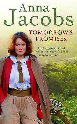 Tomorrow's Promises By Anna Jacobs ~ A Paperback Book, 2008 With Free P&P UK