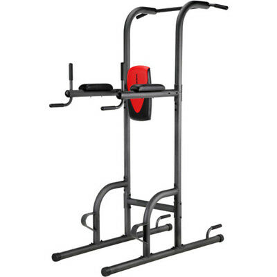 WEIDER POWER TOWER Bars Exercise Home Gym Strength Pull-Up