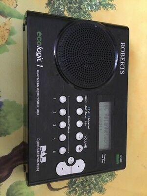 Roberts ecologic 1 Digital DAB Radio  - Working