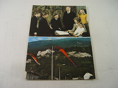 OZ2106 - Postcard - Royal/ First Family of Liechtenstein
