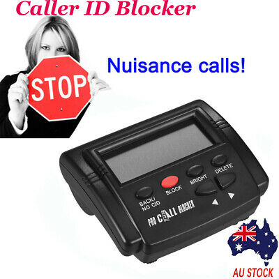CT-CID803 Caller ID Box Blocker Stopp Nuisance Calls Stoping All Cold Calls A7C1