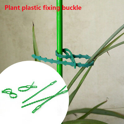 50pcs/1bag Green Practical Portable Durable Gardening Harness Fixed Plant Vines