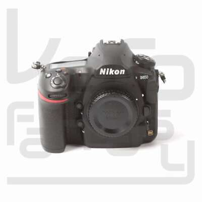 Autentico Nikon D850 Digital SLR Camera (Body Only)