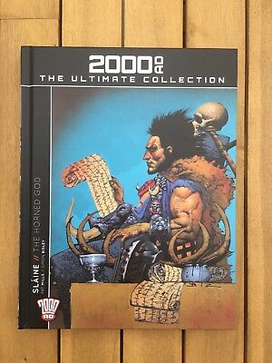 2000AD Ultimate Collection Vol. 32 'Slaine - The Horned God'