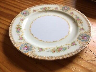 Noritake China Coypel 3732 Plate