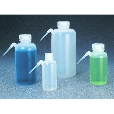 Nalgene Wide-Mouth Wash Bottle LDPE 1000ml PK 2