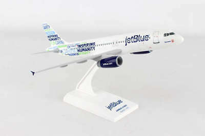 Skymarks Jetblue 15th Anniversary Bluemanity Airbus A320 N598JB 1/150 Scale Mode