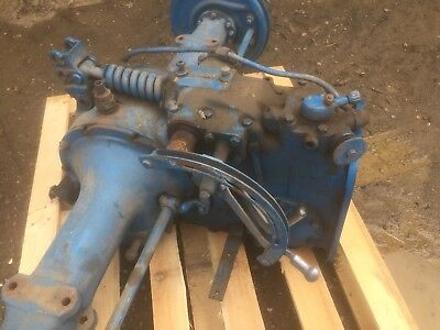 fordson dexta tractor parts Hydraulic Top Complete