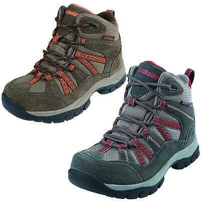 NORTHSIDE Mid Top Brown Kids Hiking Boots Waterproof Boys Youth 317489b211 NEW