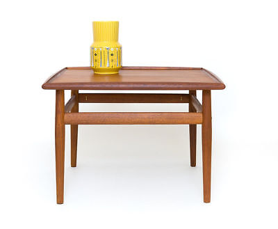 Danish coffee table Svend Eriksen for Glostrup / Grete Jalk mid-century design