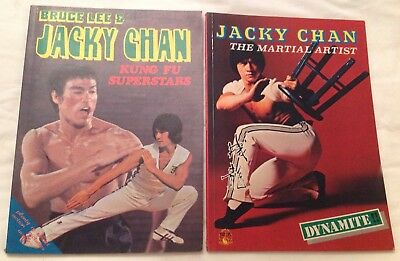 Bruce Lee And Jacky Chan Magazines