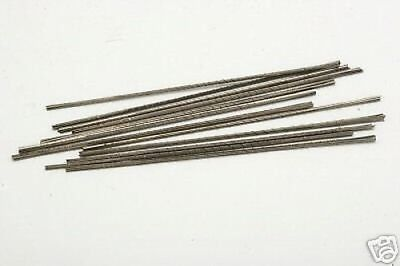 Jewellers Saw Piercing Blades Pack 144 Size 1/0