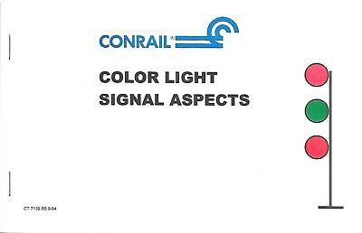 Conrail Light and Signal Aspects