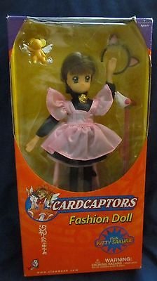 Cardcaptors Card Captor Sakura Pink Kitty Doll